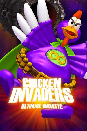 Chicken Invaders 4 cover