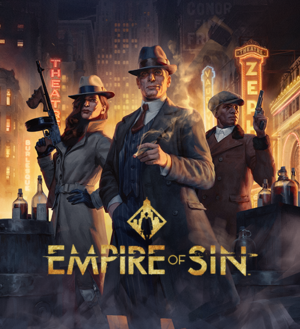 Empire of Sin cover