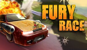 Fury Race cover