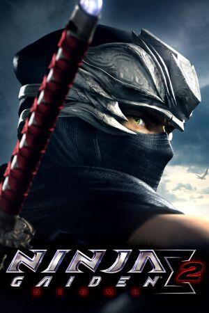 Ninja Gaiden Σ2 cover