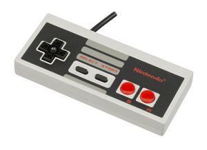Nintendo Entertainment System Controller cover