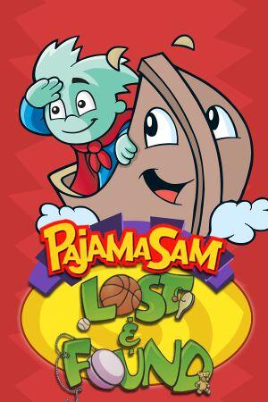 Pajama Sam's Lost & Found cover