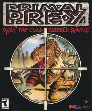 Primal Prey cover