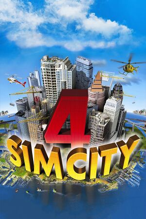 SimCity 4 cover
