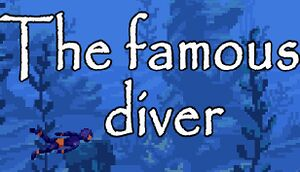 The Famous Diver cover