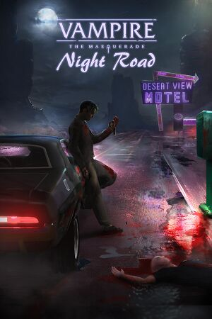 Vampire: The Masquerade - Night Road cover
