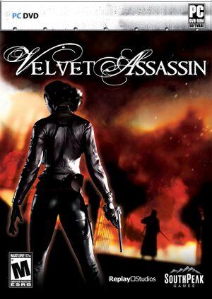 Velvet Assassin cover