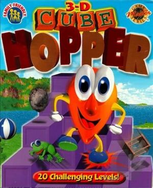 3d cube hopper game free download