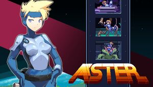 Aster cover