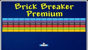 Brick Breaker Premium cover