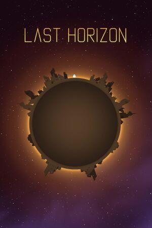 Last Horizon cover