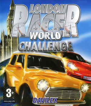 London Racer: World Challenge cover