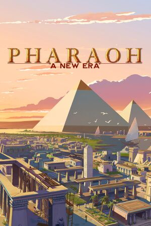 Pharaoh: A New Era cover