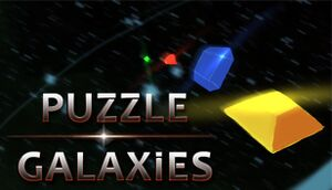 Puzzle Galaxies cover