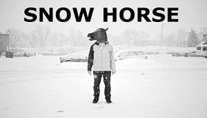 Snow Horse cover
