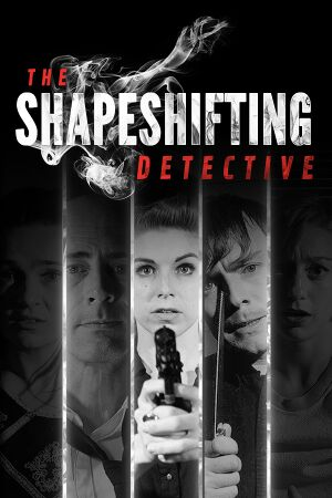 The Shapeshifting Detective cover