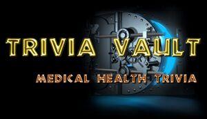 Trivia Vault: Health Trivia Deluxe cover