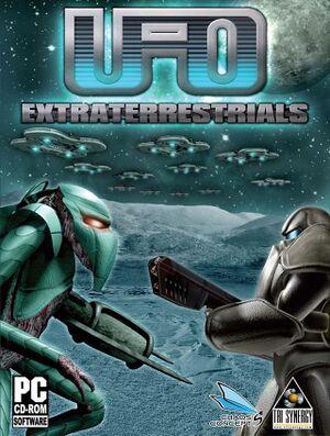 UFO: Extraterrestrials cover