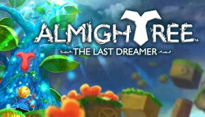Almightree: The Last Dreamer cover