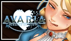 Avaria: Chains of Lust cover