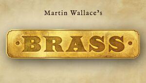 Brass cover