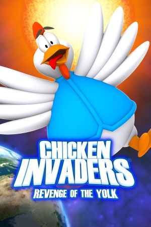 Chicken Invaders 3 cover