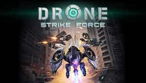 Drone Strike Force cover