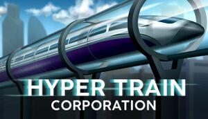 Hyper Train Corporation cover