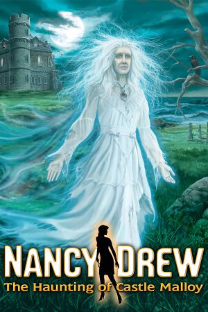 Nancy Drew: The Haunting of Castle Malloy cover