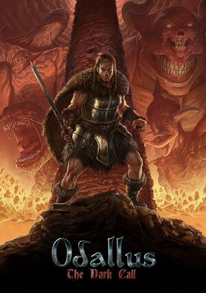 Odallus: The Dark Call cover