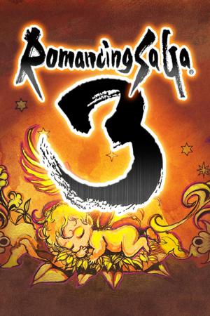 Romancing SaGa 3 cover
