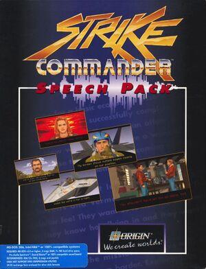 Strike Commander Speech Pack