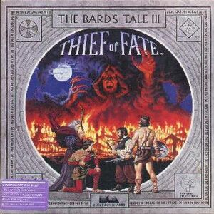 The Bard's Tale III: Thief of Fate cover