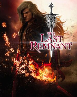 The Last Remnant cover