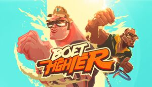 Boet Fighter cover
