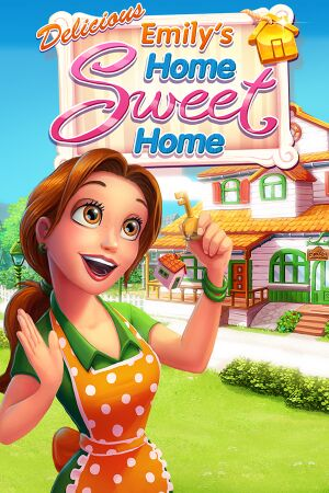 Delicious - Emily's Home Sweet Home cover