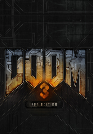Doom 3: BFG Edition cover