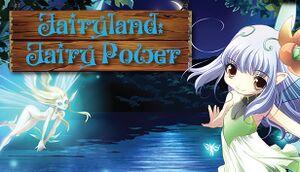 Fairyland: Fairy Power cover