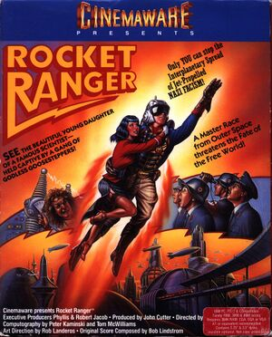Rocket Ranger cover