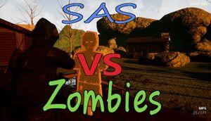 SAS VS Zombies cover