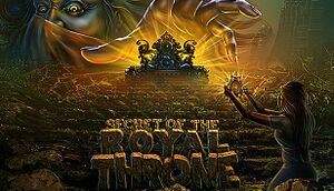 Secret of the Royal Throne cover