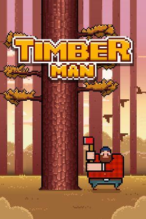 Timberman cover