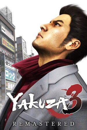 Yakuza 3 Remastered cover