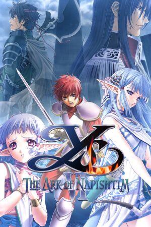 Ys VI: The Ark of Napishtim cover