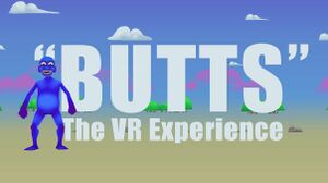 Butts: The VR Experience cover