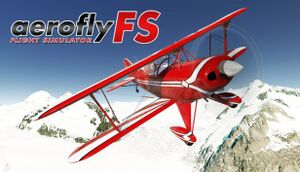 Aerofly FS 1 Flight Simulator cover