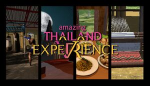 Amazing Thailand VR Experience cover