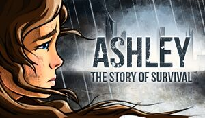Ashley: The Story of Survival cover