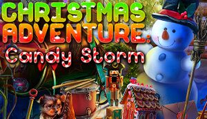 Christmas Adventure: Candy Storm cover