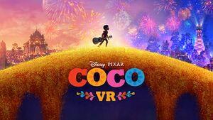 Coco VR cover